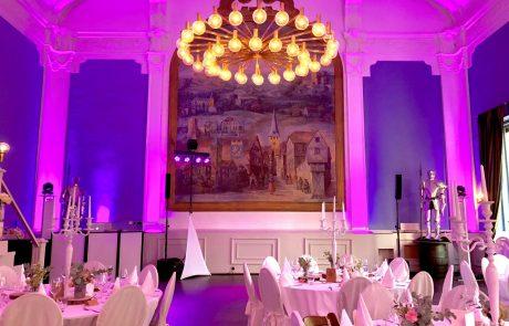 Hochzeitsdeko Bestgen Events & Entertainment