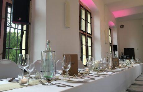 Hochzeit Tischdeko Bestgen Events & Entertainment