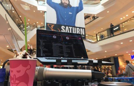 Technik 10 Jahre Saturn Deutschland Bestgen Events & Entertainment